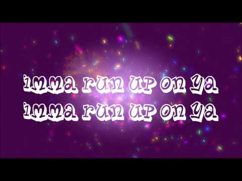 Major Lazer - Run Up - ft. Nicki Minaj and PARTYNEXTDOOR (Lyrics)