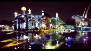 Dubai Zabeel Park Garden Glow Dubai