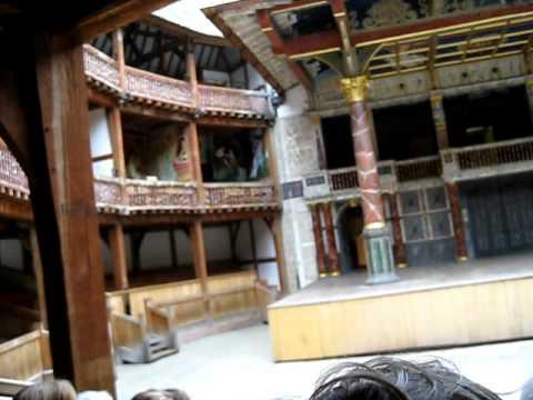 Globe Theater - Seat View