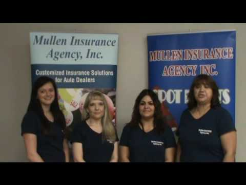 Welcome to the Mullen Insurance Agency