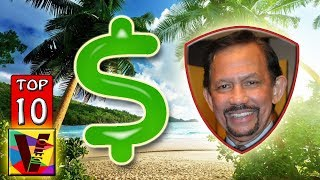 The Sultan of Brunei And 10 Expensive Things He Owns