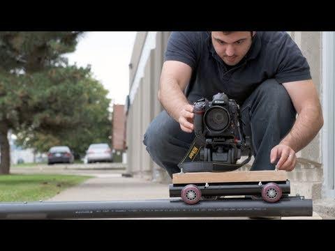 DIY Camera Dolly