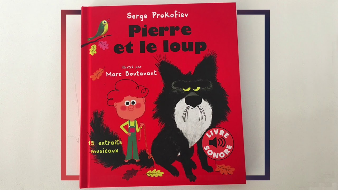 Pierre Et Le Loup Gallimard Jeunesse