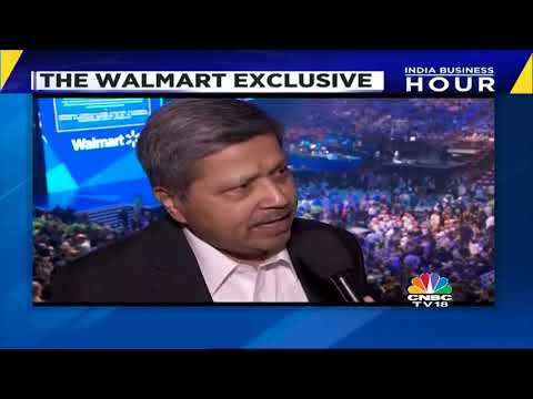 Walmart India CEO & President Exclusive