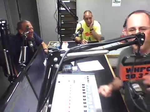 motormouthradio in studio - 07-12-15