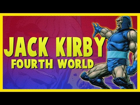 The Jack Kirby Fourth World - Darkseid - Everything You Need To Know - Troy's Spotlight