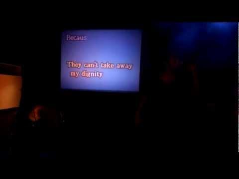 Greatest Love Of All/Carolyn Karaoke