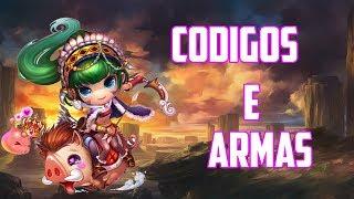 DDtank Mobile Brasil - Castro Ajuda #2 Códigos e arma