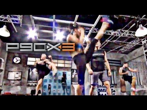 P90X3 - NEW 30 Minute Workouts from Tony Horton