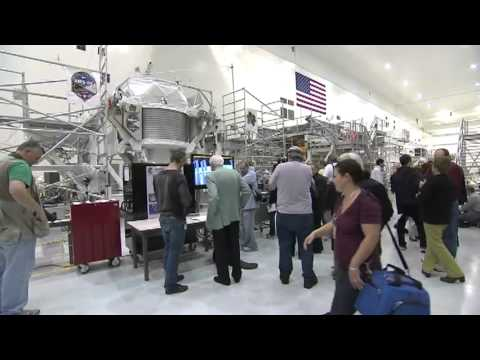 """Endeavour's Cargo Gets Media """"Onceover"""""""
