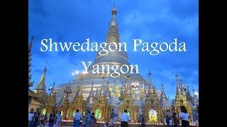 Shwedagon Pagoda - Yangon (Myanmar)