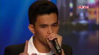 Human Beatbox Neil Amazes Everyone   Asia's Got Talent Episode 4 HD