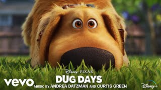 """Andrea Datzman, Curtis Green - Theme for Carl and Dug (From """"Dug Days""""/Audio Only)"""
