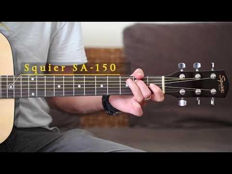 Squier SA 150 Acoustic Guitar