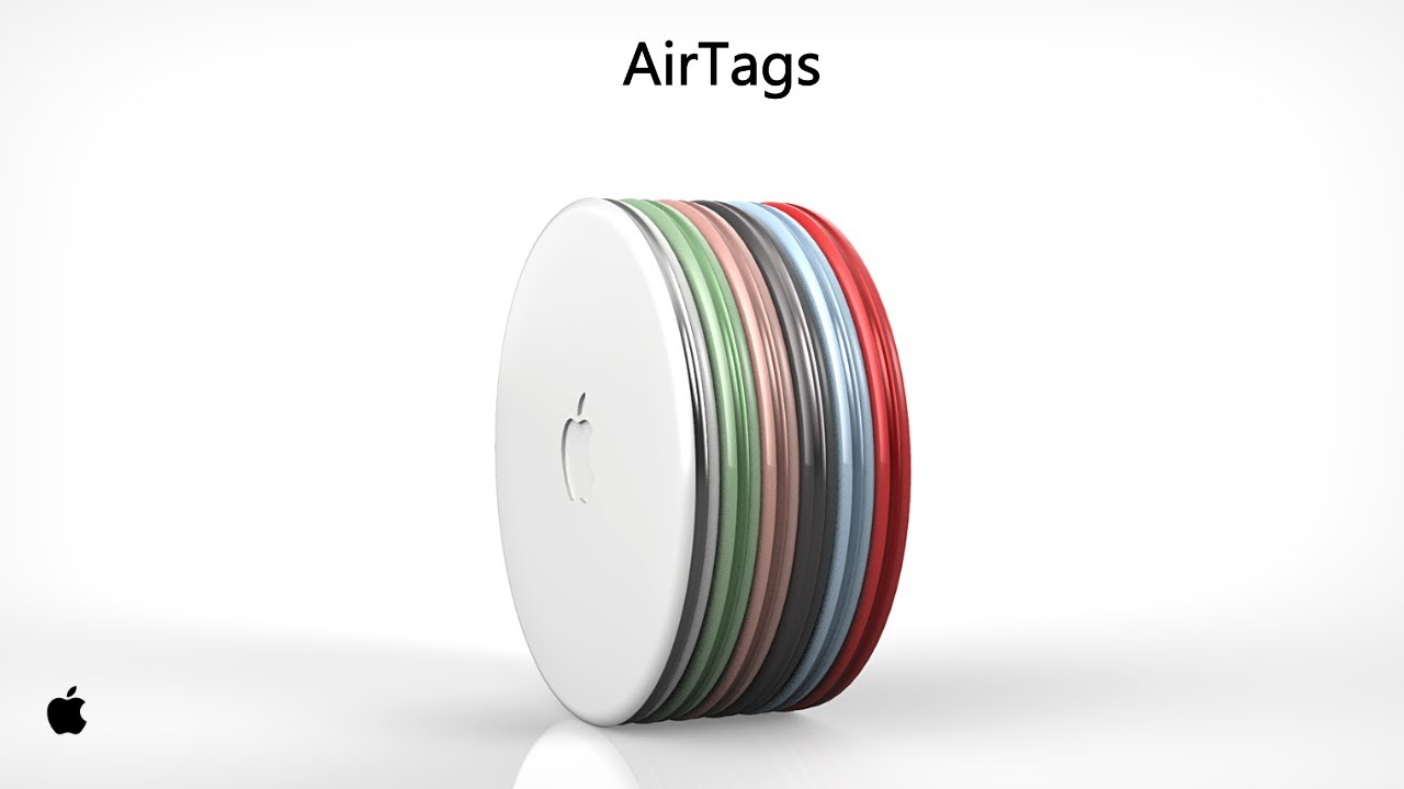Apple AirTags Concept Trailer Introduction