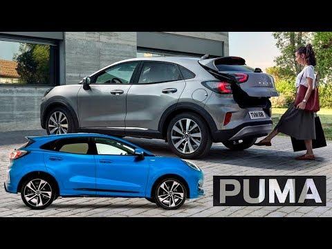Ford Puma Titanium X (2020)