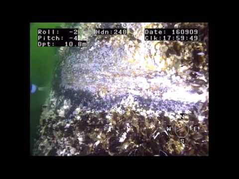 Double ROV Operation - Welding