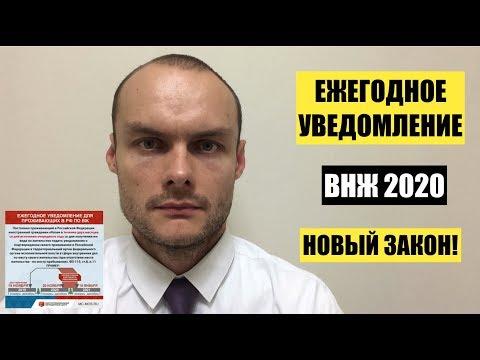 Уведомление по ВНЖ по новому закону с 1 ноября 2019.  ФМС. Миграционный юрист.  адвокат