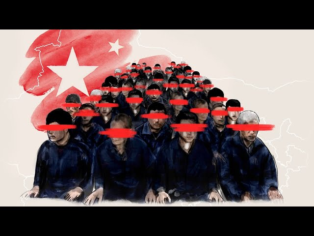 Reaction video to a film about Uyghurs in China's Concentration Camps by Nabijan Ala.