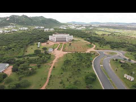 DODOMA. UDOM university. ( DRONE SHOTS) With director black fish
