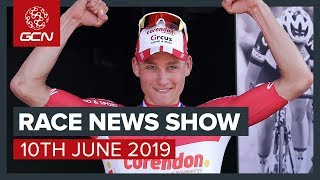 Can Mathieu Van Der Poel Win The Road World Championships? | The Cycling Race News Show