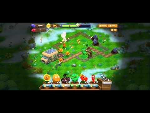 Plants vs. Zombies Adventures Level 9-1 - Facebook