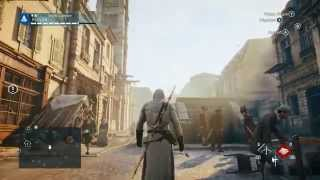 Assassin's Creed Unity / PC / Ultra / 1080p / 60 FPS
