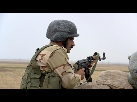 Standing firm: the Kurds' frontline battle with ISIL - reporter
