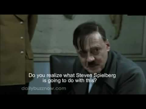 Hitler Finds Out He's Jewish...and Black (The Daily Buzz)