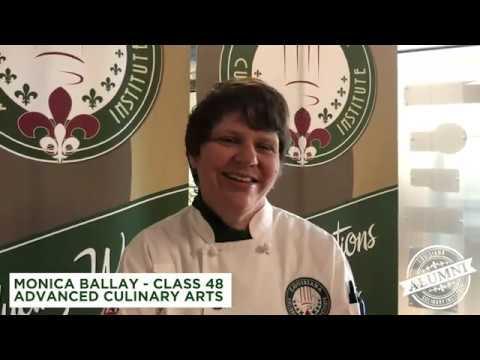 Monica Ballay - Louisiana Culinary Institute Alumni