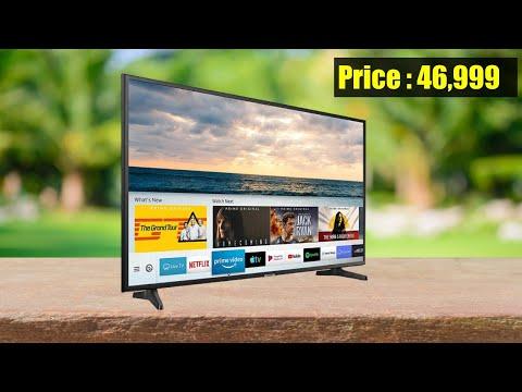 Samsung (50 Inch) 4K Ultra HD LED Smart TV (UA50NU7090KXXL)