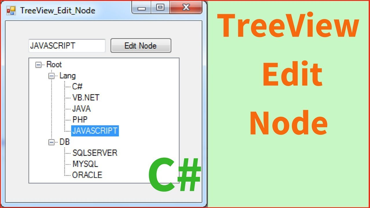 Asp net treeview with checkboxes example