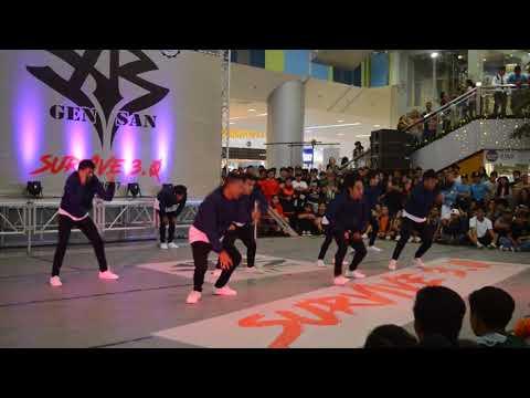 XB Gensan Survive 3.0 --  #4  D'Elegance