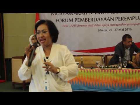 FORUM PEMBERDAYAAN PEREMPUAN INDONESIA 2016 (FPPI)