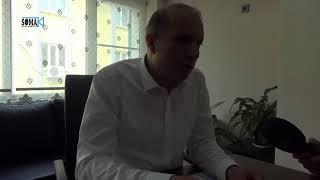 Türkiye Maden-İş Sendikası Genel Sekreteri Tamer Küçükgencay