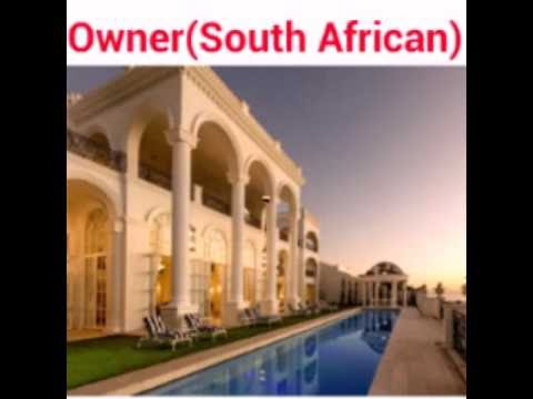 Egypt vs South Africa finest mansion