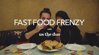 Fast Food Frenzy - Us The Duo