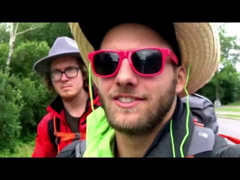 Hitchhiking In Poland - Nobody Gives A F$%k About Us - 700km in 24 Hours