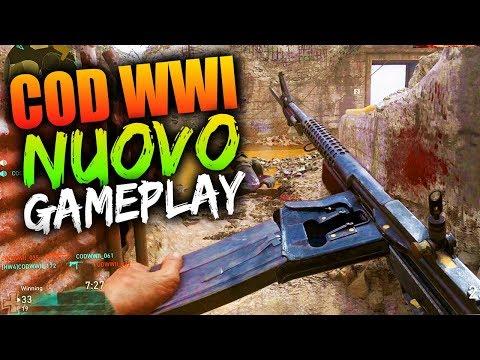 HO PROVATO LA BETA DI COD WWII!! [PRIMO GAMEPLAY]