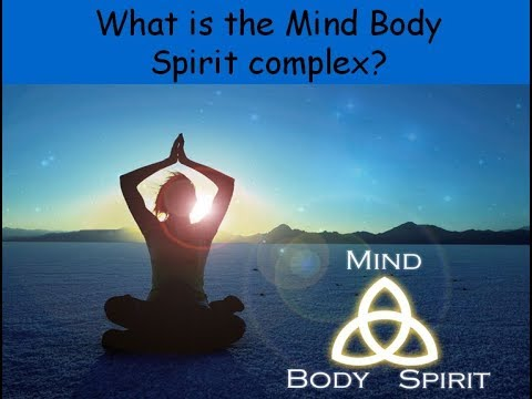 Ep 12 What is the mind body spirit complex?