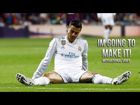 Cristiano Ronaldo – IM GOING TO MAKE IT • Motivational Video (HD)