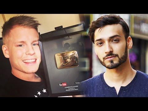 FaZe Teeqo YouTube Plaque STOLEN! Adam Saleh Exposed? YouTuber ROBBED by Uber Driver