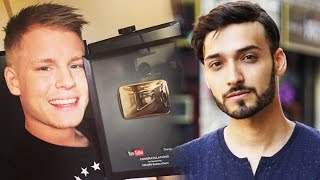FaZe Teeqo YouTube Plaque STOLEN! Adam Saleh Exposed? YouTuber…
