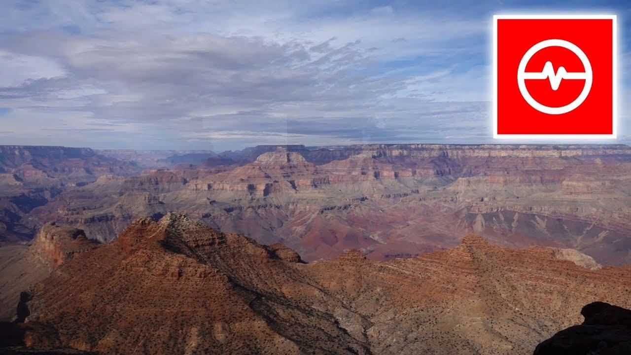 Wielki Kanion i zarobki w USA