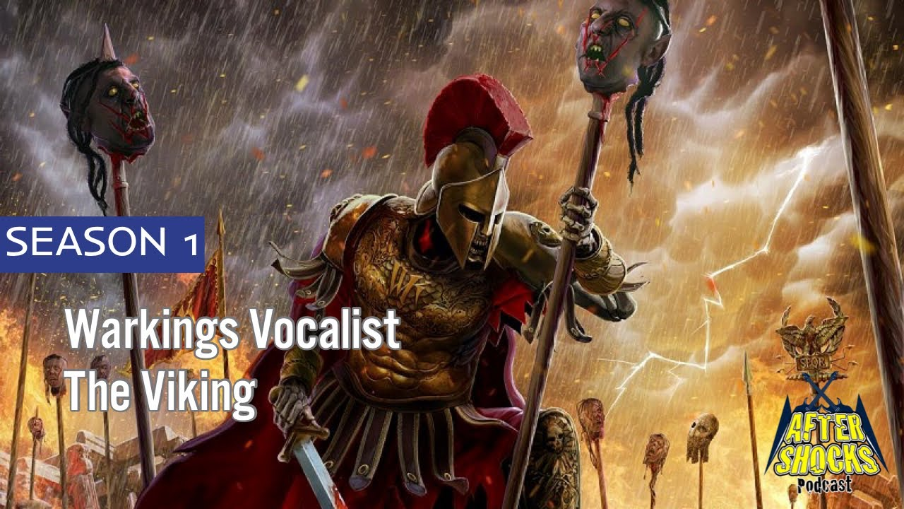 Serving The Gods Of Valhalla With Metal - Warkings Vocalist The Viking