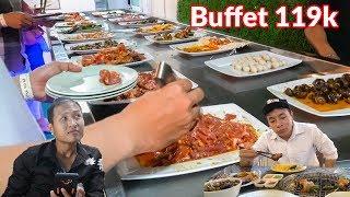 Black - Thỏa Sức Ăn Uống Chỉ Với 119k - Đi Ăn Buffet Hải Sản Mà không Lấy Hải Sản