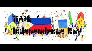 Philippine Independence Day 2014 Google Doodle