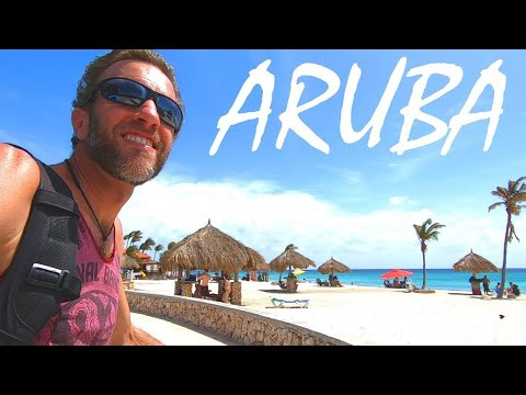 HOW EXPENSIVE IS ARUBA? Exploring The Island
