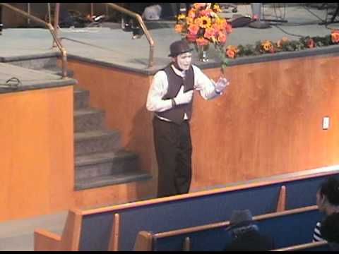 Rhema Christian Center Church Manna Mime Ministry - God is Here