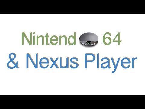 Nexus Player - Ultimate Nintendo 64 System